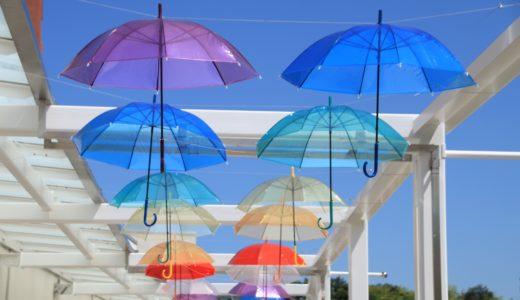 マンション住まいでの傘の乾かし方はお風呂場がおすすめ!